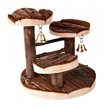 Pet Ting Wooden Levels Pet Toy